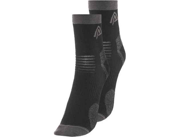 Aclima Running Chaussettes Homme, jet black